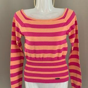 VERSACE, Striped Sweater